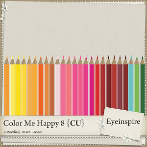Color Me Happy 8