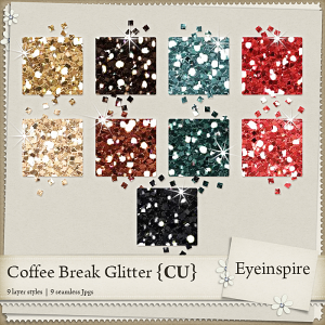 Coffee Break Glitter