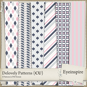 Delovely Patterns
