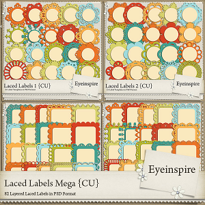 Laced Labels Mega