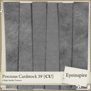 Precious Cardstock 39
