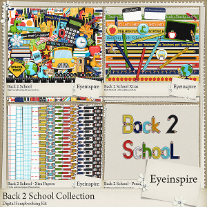 Back 2 School Collection