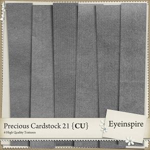 Precious Cardstock 21
