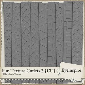 Fun Texture Cutlets 3