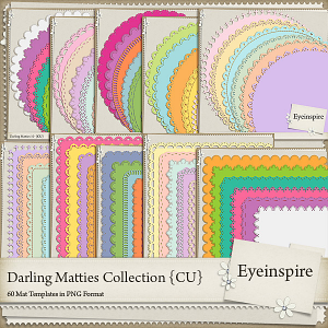 Darling Matties Collection