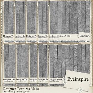 Designer Textures Mega + Bonus