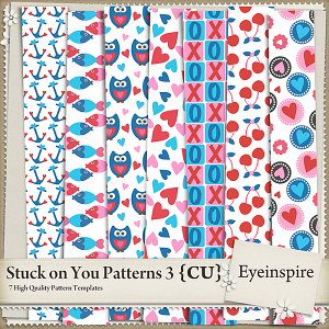 Stuck on You Patterns 3