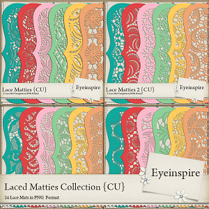 Lace Matties Collection
