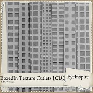 BoxedInTexture Cutlets