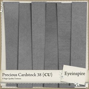Precious Cardstock 38
