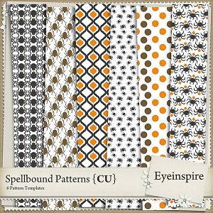 Spellbound Patterns 1