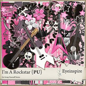 I'm a Rockstar Kit