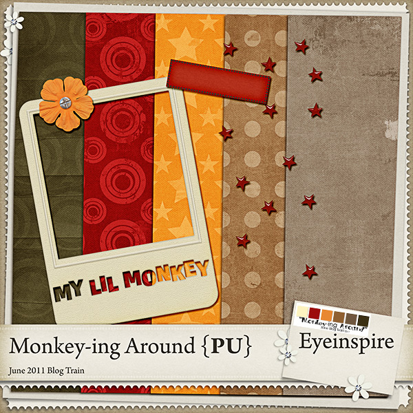 mini kit, scrapbooking kit, frames, freebie, june blog train, monkey around, heart, valentine, frames, satin, flowers, love, red, layouts, digiscrap, craft, quick page, holidays, photoshop layer styles, colorful, quirky, free sample, web design, eyeinspire, free, freebie, gift, photography, photo cards, digital scrapbooking, free download freebie shabby paper pack digifree craft crave shabby pretty trendy digi scrapbooking papers colors feminine mini kit paper pack digital papers eyeinspire freebie