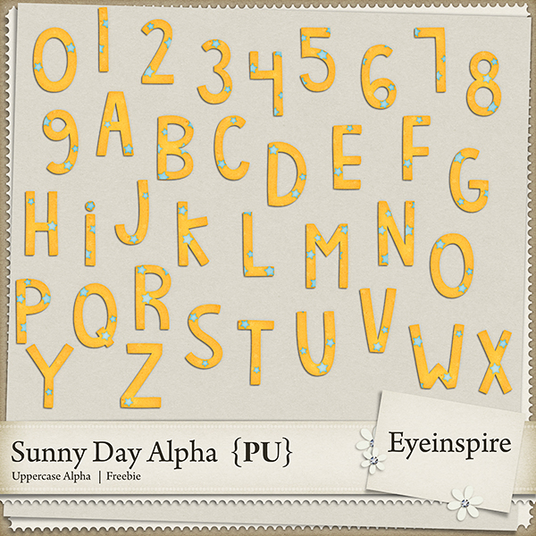 Free Sunny Days Alpha by from Eyeinspire {PU}