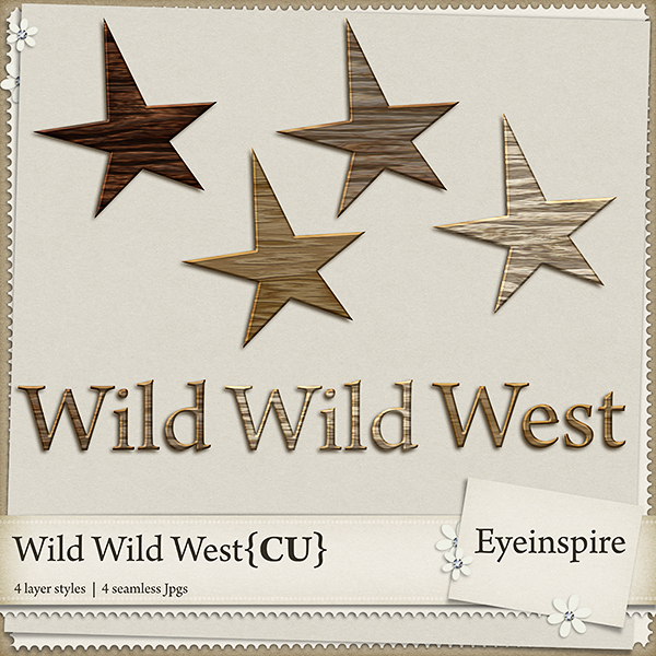 Free scrapbook styles Wild Wild West by from Eyeinspire {CU}