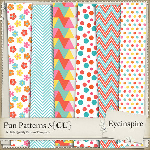 Free Commercial Use Patterns, National Scrapbooking Day