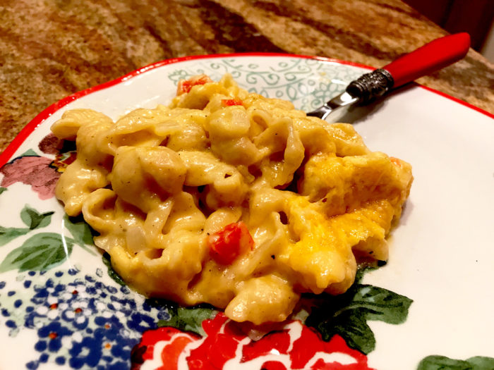 Creole Mac & Cheese